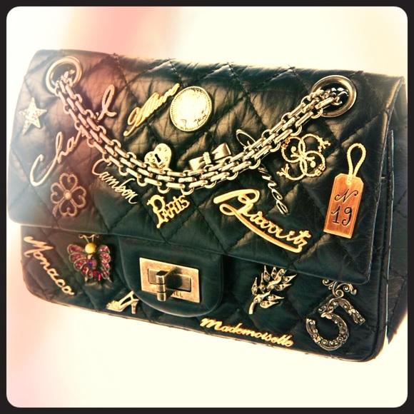 33cd9e9866c1 CHANEL Bags   Luxurious Lucky Charms Flap Bag   Poshmark